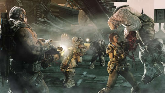Gears of War 3: Beta