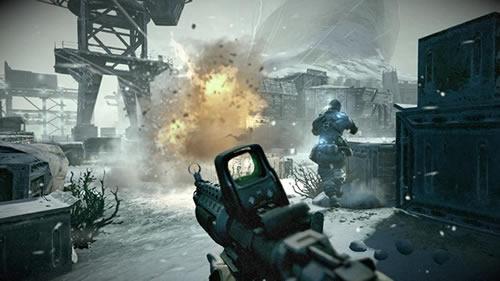 Killzone 3'ün co-op modu, senaryoyu kapsayacak