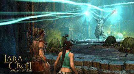 Lara Croft'un online co-op yaması geldi