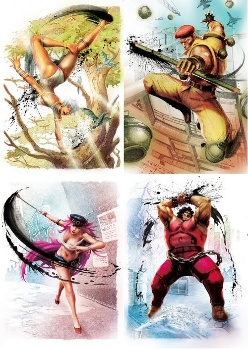 Yeni bir Street Fighter IV yolda!