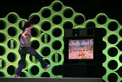 Kinect, TGS'de patlayacak