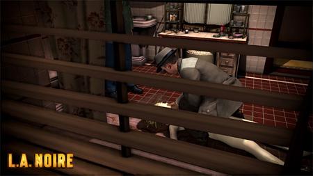 L.A. Noire'a yeni görseller