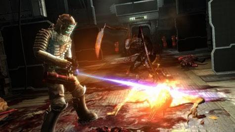 Dead Space 2'nin ilk multiplayer videosu