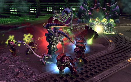 Warhammer 40k: Dawn of War II - Chaos Rising