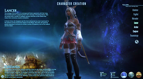 Final Fantasy XIV için yeni görüntüler