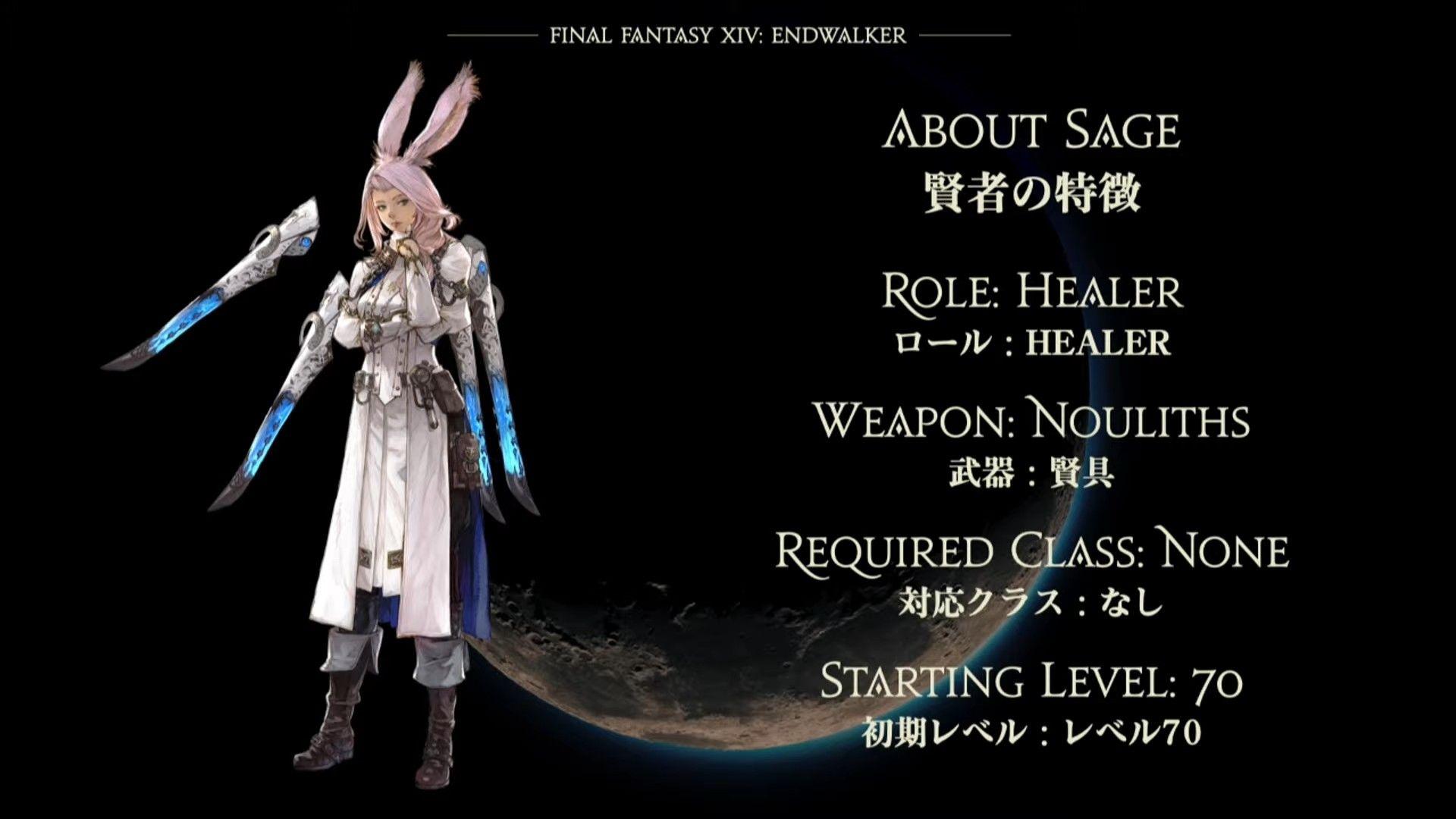 Final Fantasy XIV: Endwalker genişlemesi duyuruldu