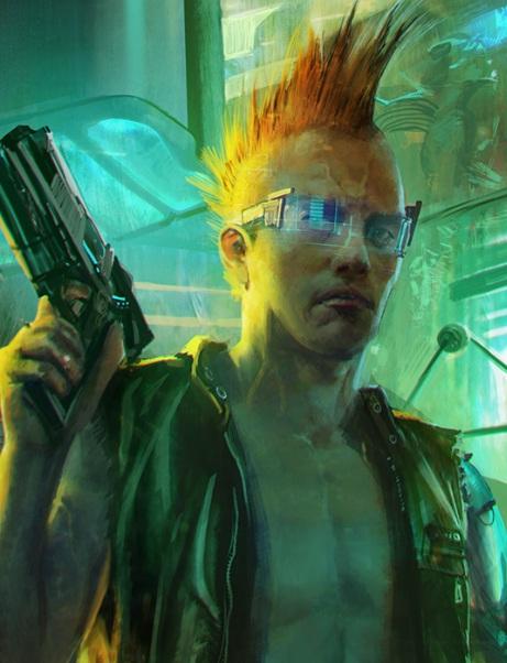 CD Projekt, CyberPunk'ı duyurdu!
