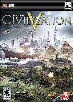 Civilization V kutu tasarımı