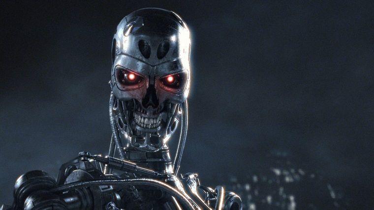 Civilization 5'te Terminator esintileri