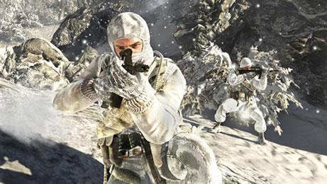 Call of Duty: Black Ops'un yeni ekran görüntüleri
