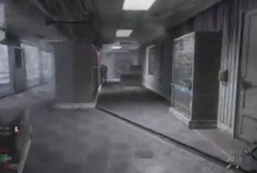 Call of Duty: Black Ops'da bir zombi göründü