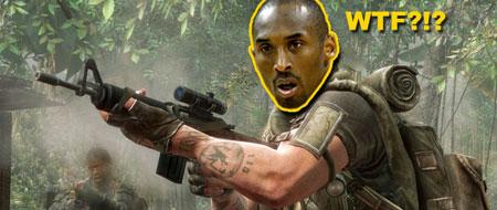 Call of Duty'den Kobe Bryant'lı reklam videosu