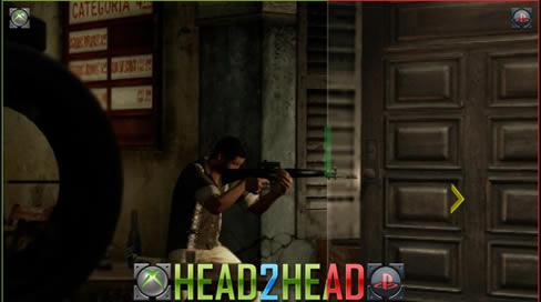 Black Ops - PS3/X360 grafik karşılaştırması