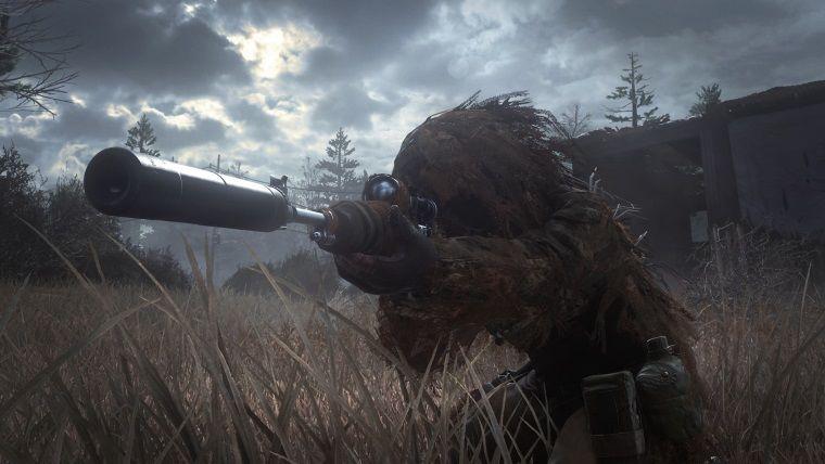 Call of Duty serisinin yeni oyunu Black Ops 4 mü olacak?