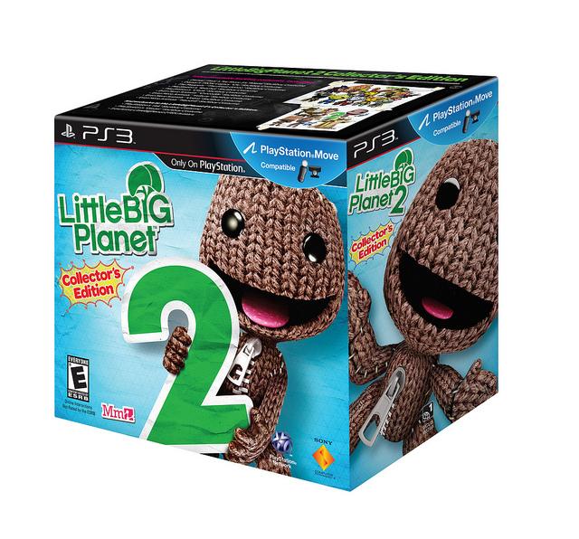 LittleBigPlanet 2 tamamlandı, demosu yolda