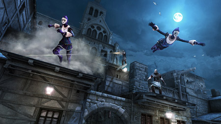 Assassin's Creed: Brotherhood'a yeni içerik