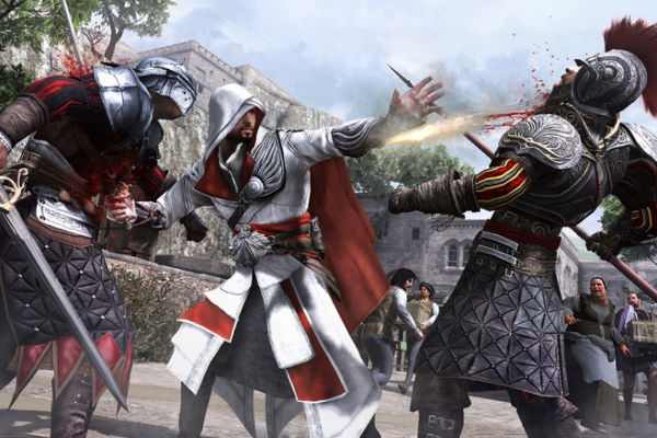 Assassin's Creed: Brotherhood, 15 saat uzunluğunda