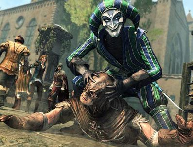 Assassin's Creed: Brotherhood için bedava DLC