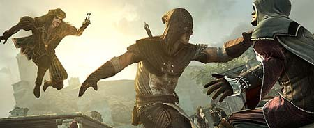 Assassin's Creed'e yeni oynanış videosu