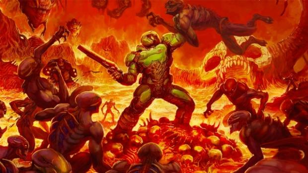 Denuvo koruması Doom'dan kaldırıldı
