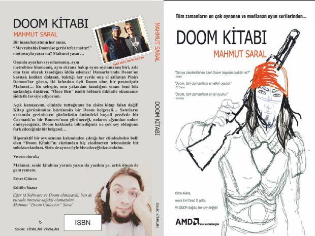 Doom Kitabı çıktı!