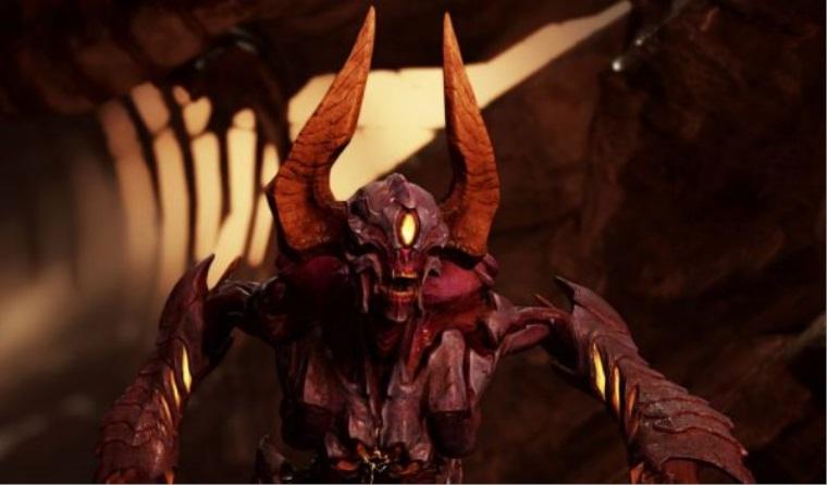 Doom Switch'e 720P gelecek