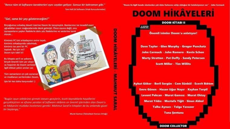 Doom Kitabı II: Doom Hikâyeleri yakında çıkıyor