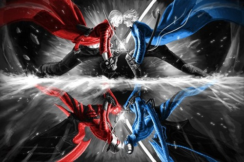 Devil May Cry 5 - DmC