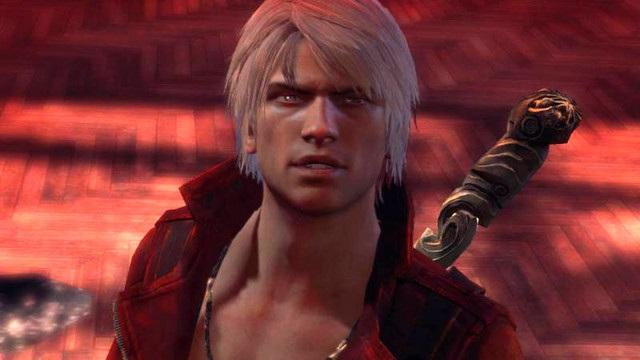 Beyaz saçlı Dante ile oynamak ister misiniz?
