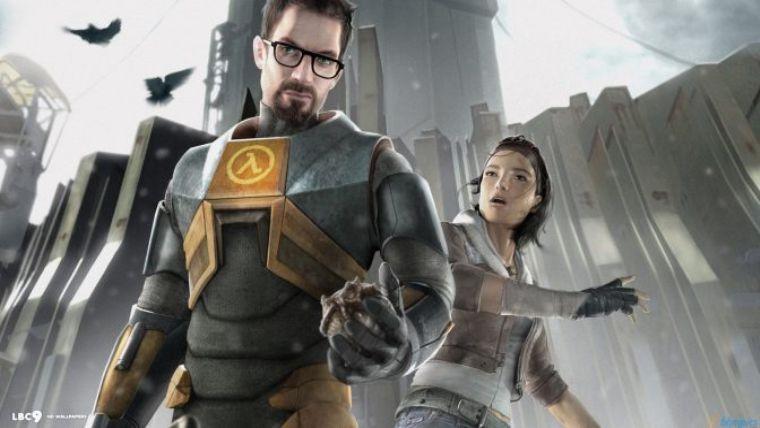 Half-Life 2 Unreal Engine 4 ile geri geliyor