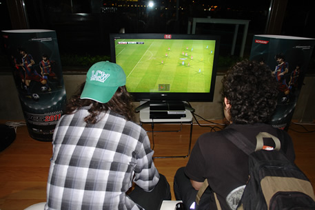 Pro Evolution Soccer 2011 Türkiye Lansman