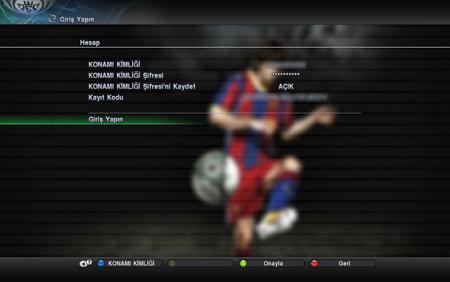 PES 2011 Online Oyun Rehberi