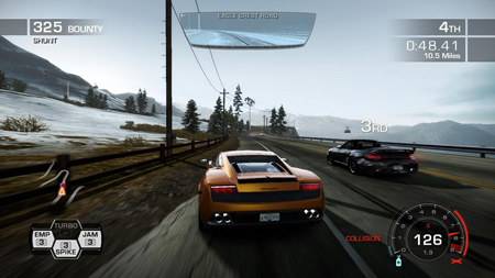 NFS: Hot Pursuit'e DLC geldi