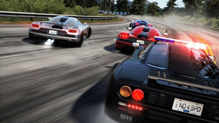 Need For Speed Hot Pursuit Remastered PS4 için listelendi