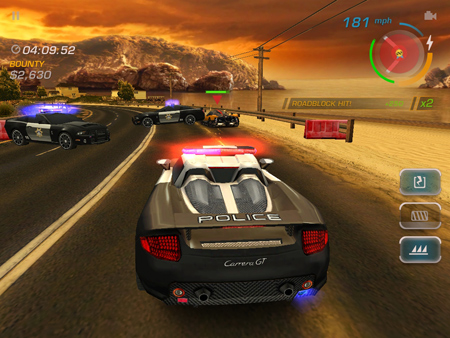 Need for Speed: Hot Pursuit'e DLC ve yama