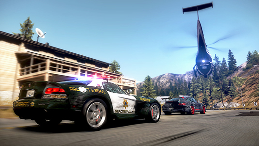 Need for Speed: Hot Pursuit'in yeni resimleri
