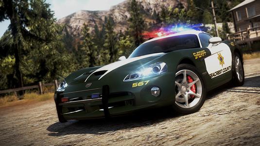 Need For Speed: Hot Pursuit için yeni DLC