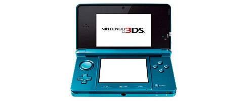 Nintendo'nun 3DS için ilk ay tahmini rakamları