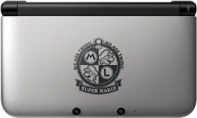 Mario temalı yeni Nintendo 3DS XL