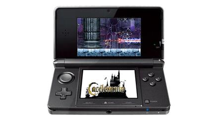 3DS'e Castlevania mı geliyor?