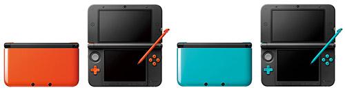Renki renkli konsollar