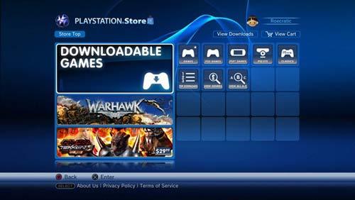 18 - Sony, PS Store'u bu hafta a�may� planl�yor