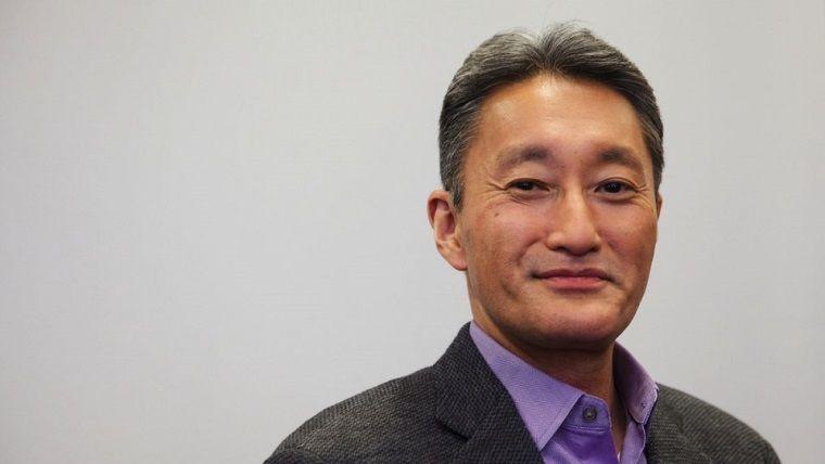 Kaz Hirai, Sony'deki CEO görevini bırakıyor
