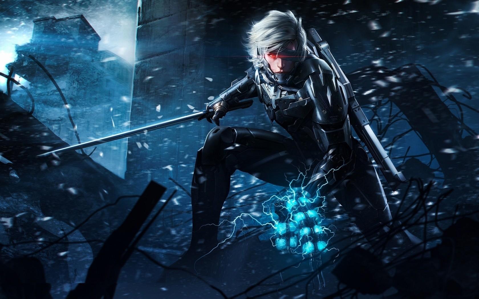Metal Gear Rising PC'ye gümbür gümbür geliyor