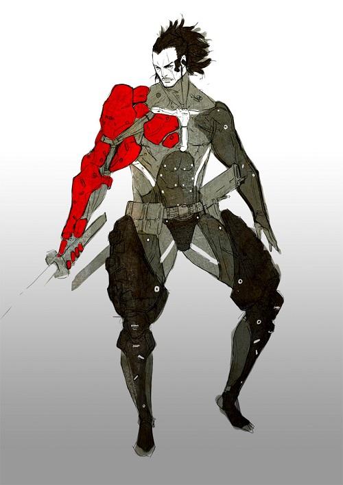 Metal Gear Rising için mükemmel galeri!