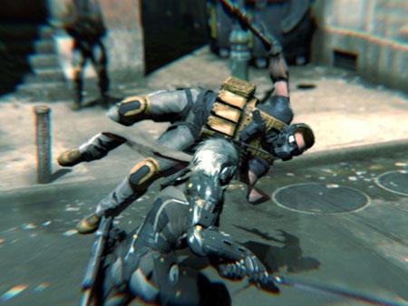 Metal Gear Solid: Rising erkene mi alındı?