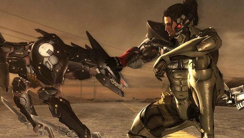 Metal Gear Rising'in Jetstream'den ilk görüntüler