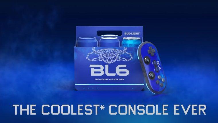 BL6 gördüğünüz en ilginç oyun konsolu olabilir