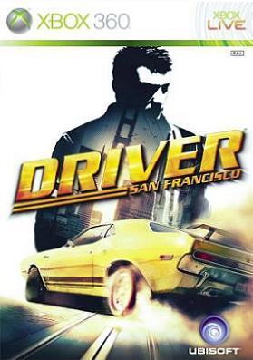 Driver San Francisco'nun resmi kutu tasarımı