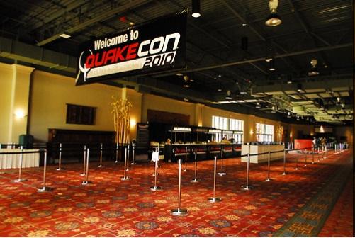 Quakecon 2010'dan ilk resimler